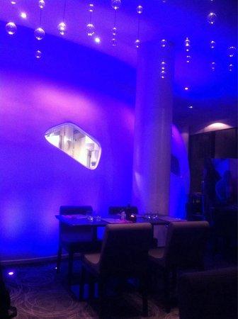 Dock of The Bay Restaurant: Le cadre et la lumière