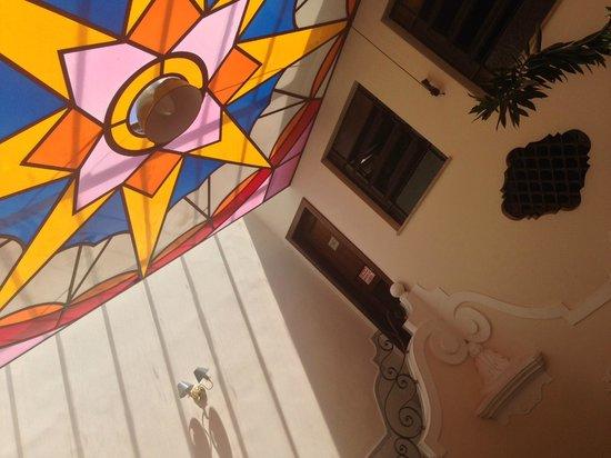 Hotel OK: Um Mosaico Muito Bonito