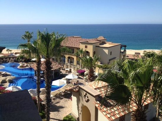 Pueblo Bonito Sunset Beach: View from balcony
