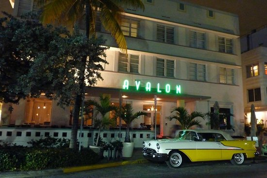 Avalon Hotel : Hotel