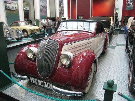Verkehrsmuseum Dresden: Beautiful exhibit