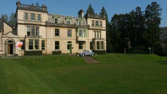 Holne Park House