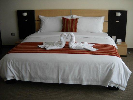 Allpa Hotel & Suites: Quarto muito espaçoso