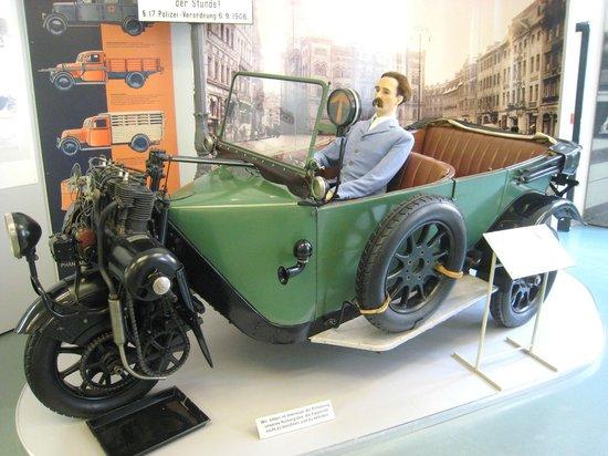 Verkehrsmuseum Dresden: Cool