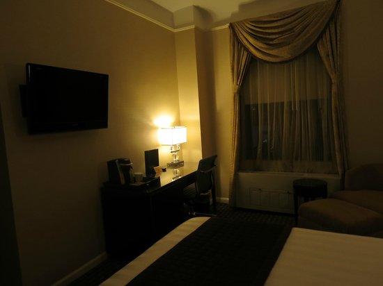 Hotel Metro: amplio