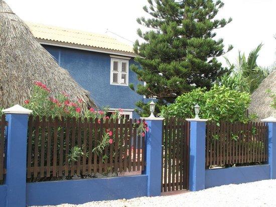 Blachi Koko Apartments Bonaire: Our gate to paradise!