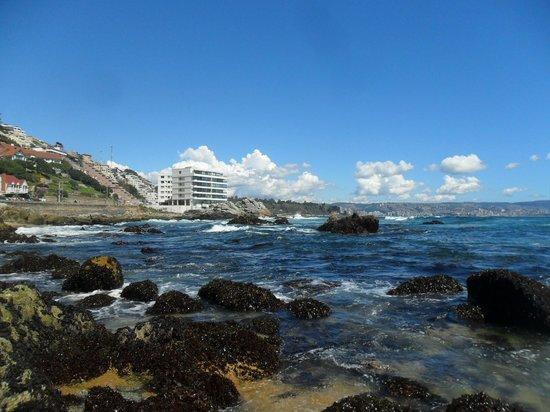 Personal Aparts Bellas Artes: Praia de Viña del mar