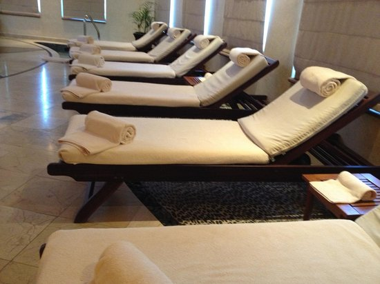 Tatewari Spa : Relax here before and after a service