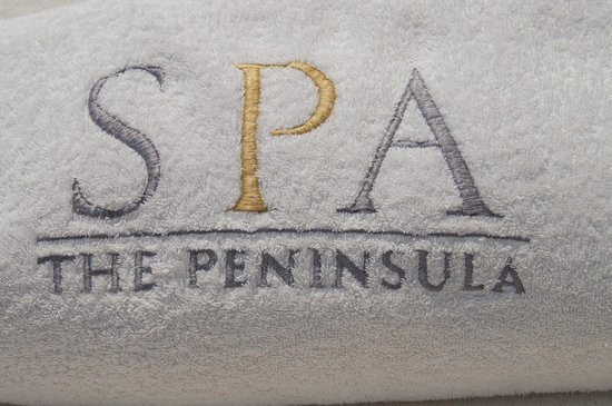 The Peninsula Bangkok : Pool towels