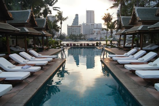 The Peninsula Bangkok : Pool