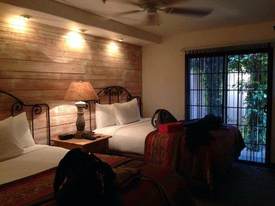 Hotel California: Casita - Bedroom