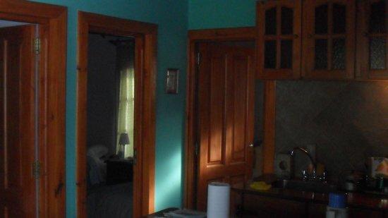 Cabanas La Loma: INTERIOR