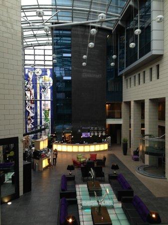 Grand Hotel Reykjavik: Lobby area