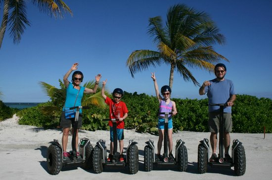 Puntacana Ecotours : The family!