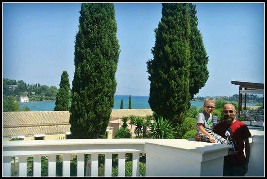 Louis Corcyra Beach Hotel: Lovely views,