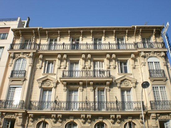 Nice Excelsior Hôtel : Frente do Hotel