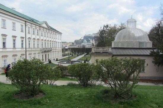 Schloss Mirabell und Gärten: Garten