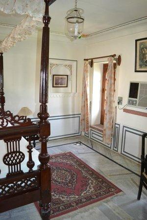 Hotel Pushkar Palace: Maharaja Suite