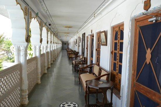 Hotel Pushkar Palace: Vrangue