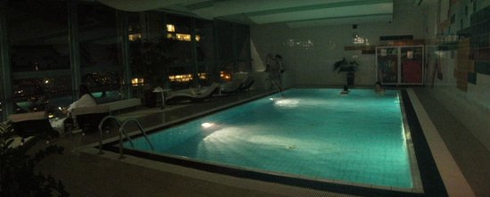 Panorama Hotel Prague: Pool