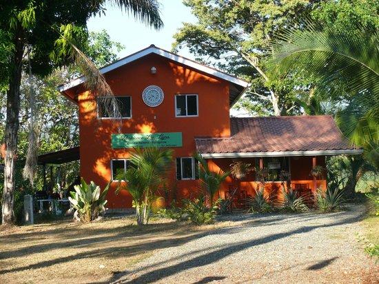Ristorante Las Lajas Residence : El restaurante