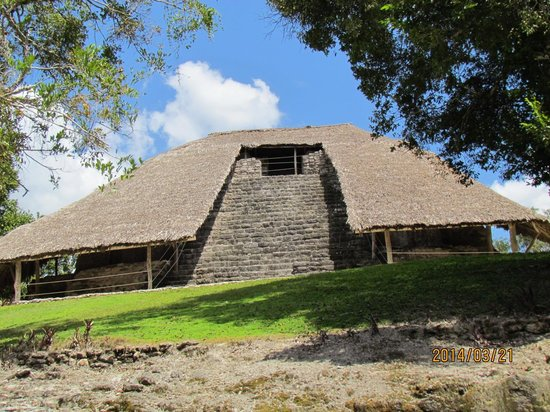 Costa Maya Cruise Excursions - Private Tours: Kohunlich temple