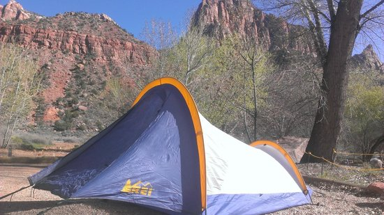 Watchman Campground : D33