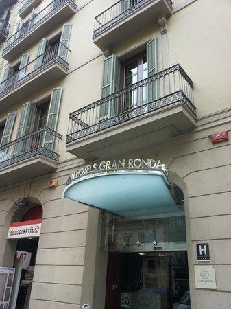 BCN Urban Hotels Gran Ronda: ingresso