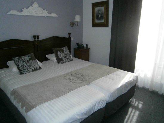 Hotel Arvor : chambre