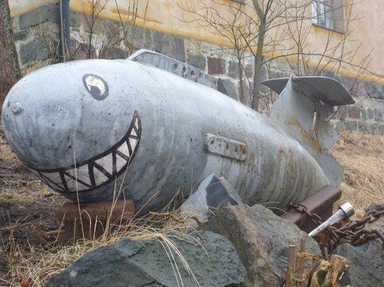 Fortaleza de Suomenlinna: Torpedo