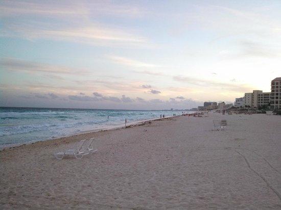 Park Royal Cancun : Praia