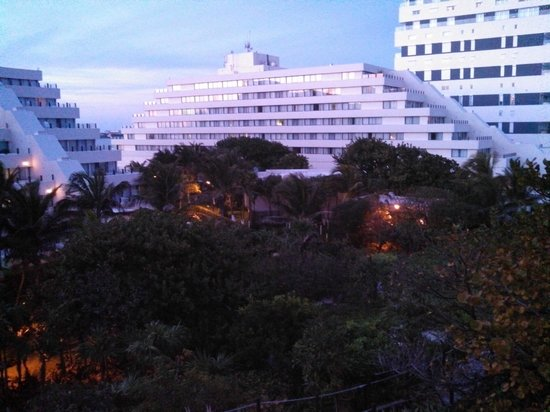 Park Royal Cancun : Vista das Ruínas