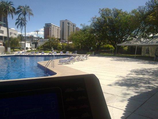 Hotel Quito: Gym