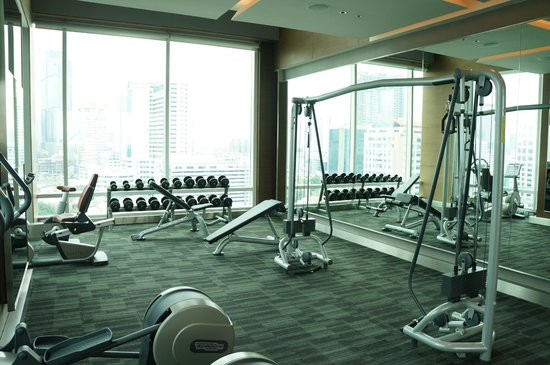 Eastin Grand Hotel Sathorn : Gym