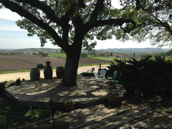 Grapeline Wine Tours, Paso Robles : Doce Robles