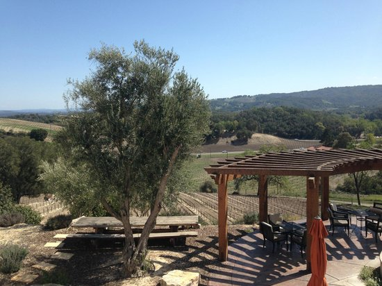 Grapeline Wine Tours, Paso Robles : Croad Vineyards