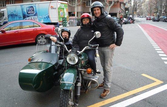 BrightSide: Avec notre guide Matthieu...