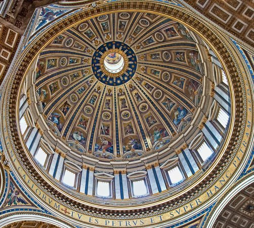 LivItaly Tours: The Dome of St. Peter's