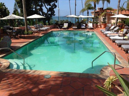 La Valencia Hotel: Pool