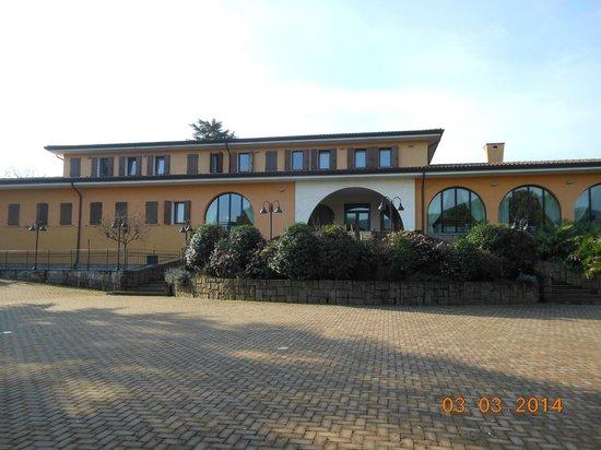 Villa del Poeta : Stupendo albergo