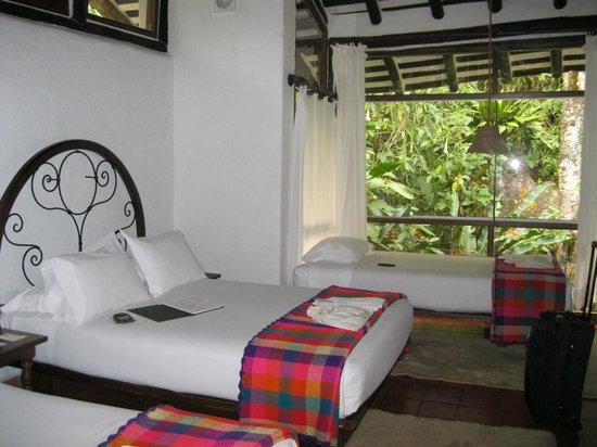 Inkaterra Machu Picchu Pueblo Hotel: Room