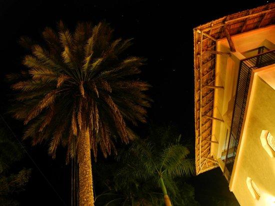 Hotel & Bungalows Mayaland : Nachts