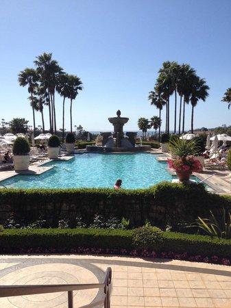 Monarch Beach Resort : view of the main pool