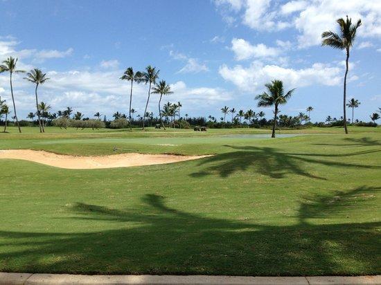 Hawaii Prince Golf Course: Golf Course