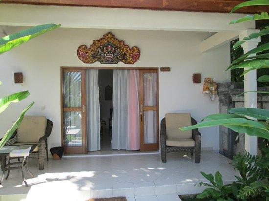 Tirta Ayu Hotel & Restaurant: Pool Villa