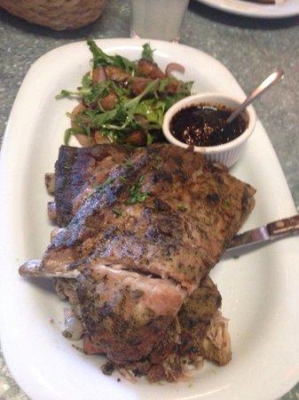 El Taller Baja Med Cocina: Costillar de cerdo con mole