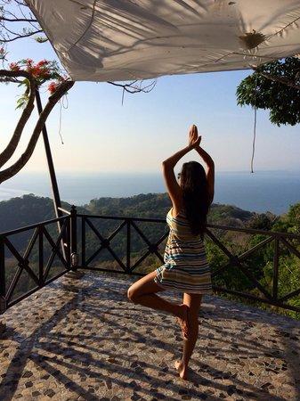 Hotel Villa Caletas : Weekend yoga