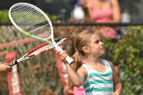 Palmetto Dunes Tennis & Pickleball Center: Kids Tennis at Palmetto Dunes