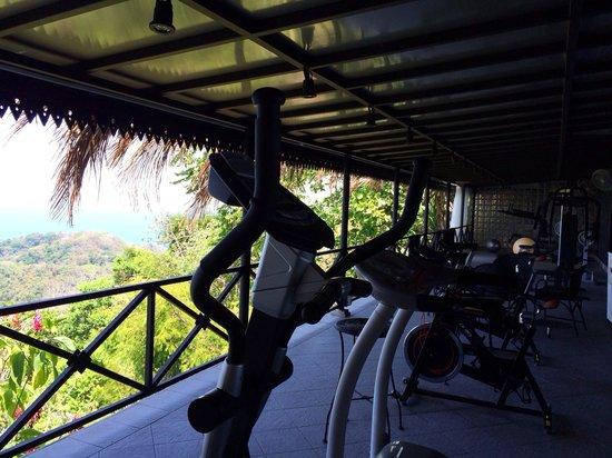 Hotel Villa Caletas : Gym