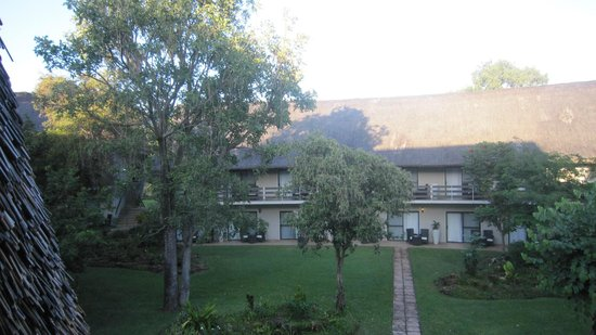 A'Zambezi River Lodge: Rooms